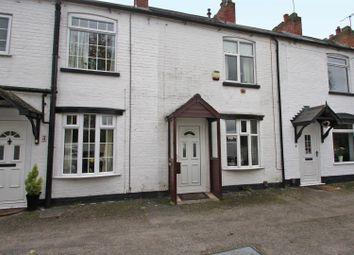 Thumbnail 2 bed cottage for sale in Graingers Terrace, Hucknall, Nottingham