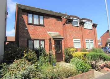 Thumbnail 2 bed semi-detached house for sale in Dunbar Road, Southsea