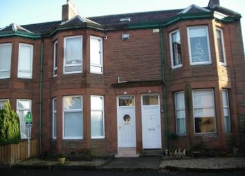 Thumbnail 1 bed flat to rent in Christie Street, Mossend, Bellshill