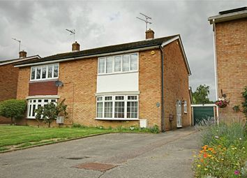 Thumbnail 3 bed semi-detached house for sale in Clipped Hedge, Hatfield Heath, Bishop's Stortford, Essex