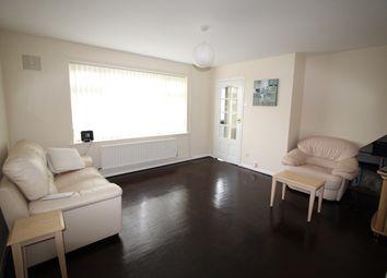 Thumbnail 1 bedroom terraced house to rent in Romney Walk, Bedford