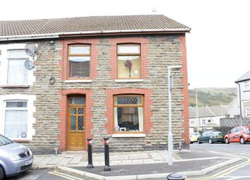 Thumbnail 3 bed end terrace house for sale in Bronllwyn Road, Gelli, Pentre