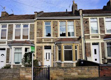 Thumbnail 2 bed terraced house for sale in Sandgate Road, Brislington, Bristol