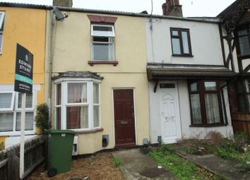 Thumbnail 3 bedroom terraced house for sale in Burghley Road, Peterborough