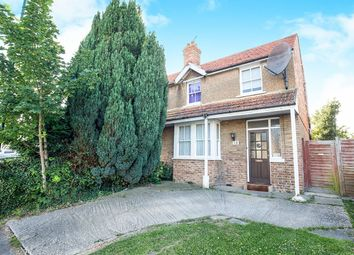 Thumbnail 3 bed semi-detached house for sale in Hawthorn Road, Bognor Regis