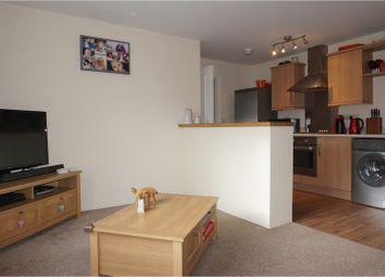 Thumbnail 2 bed flat for sale in Kirkland Court, Blackburn