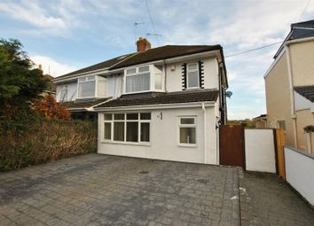 Thumbnail 3 bed semi-detached house for sale in Ridgeway Lane, Whitchurch, Bristol