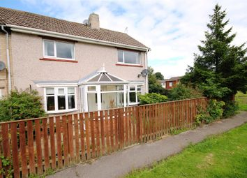 Thumbnail 3 bedroom semi-detached house for sale in Maple Park, Ushaw Moor, Durham