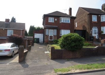 3 bed detached house for sale in Hilderic Crescent, Dudley DY1