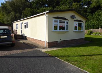 The Glade, Caerwon Park, Builth, Wells, Powys LD2. 2 bed mobile/park home
