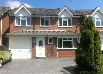 Thumbnail 4 bedroom detached house for sale in Cassandra Close, Brierley Hill