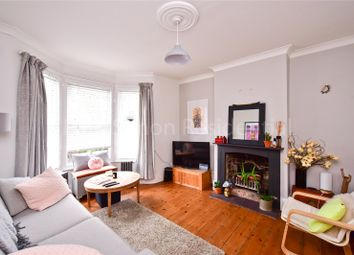 Thumbnail 3 bed terraced house for sale in Effingham Road, Crouch End, London