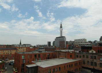 Thumbnail 3 bed flat to rent in Q Apartments, 21 Newhall Hill, Birmingham City Centre, West Midlands