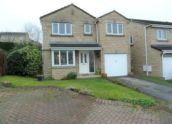 4 bed detached house for sale in Warneford Road, Cowlersley, Huddersfield HD4