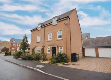 Thumbnail 4 bed property to rent in Mendip Way, Corby