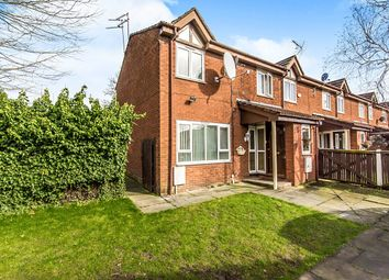 Thumbnail 2 bed terraced house for sale in Goodiers Drive, Salford