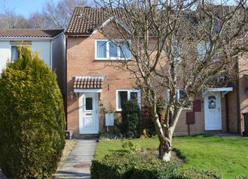 Thumbnail 2 bed end terrace house to rent in Cherrywood Close, Thornhill, Cardiff