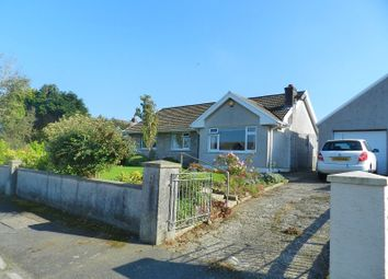 Thumbnail 3 bed detached bungalow for sale in Cuffern Road, Simpson Cross, Haverfordwest