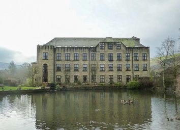 Thumbnail 2 bed flat for sale in 65 Willow Bank, Uppermill
