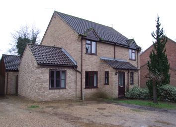 Thumbnail 2 bed semi-detached house for sale in Oakwood Park, Yoxford, Saxmundham, Suffolk