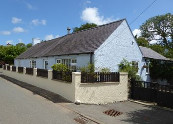 Thumbnail 3 bed cottage for sale in Capel Coch, Llangefni