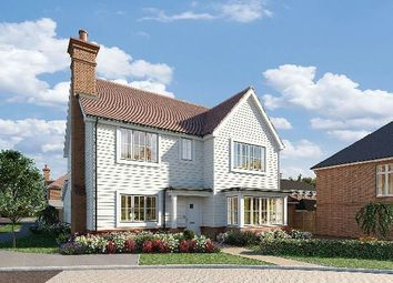 Worthing Road, Southwater, Horsham RH13. 4 bed detached house for sale