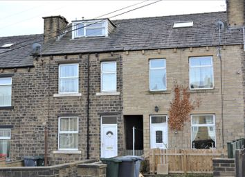 Thumbnail 3 bedroom terraced house for sale in Longwood Road, Huddersfield