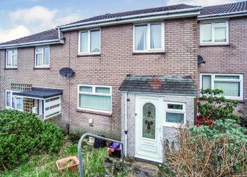 Summerfields, St. Stephens, Saltash PL12. 3 bed terraced house for sale