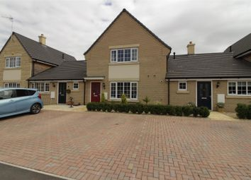 Thumbnail 3 bed terraced house for sale in Chesham Drive, Baston, Peterborough