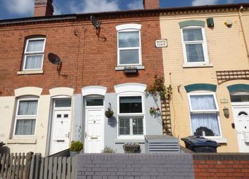 Thumbnail 2 bed terraced house for sale in Speedwell Road, Yardley, Birmingham, West Midlands