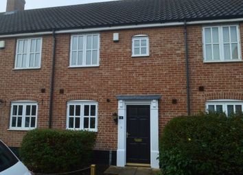 Thumbnail 2 bed town house to rent in Bromedale Avenue, Mulbarton, Norwich