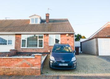 Thumbnail 5 bed bungalow for sale in Dovedale Road, Thurmaston, Leicester