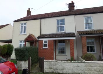 Thumbnail 2 bed terraced house for sale in The Cottages, Welgate, Mattishall, Dereham, Norfolk