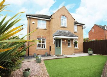 Thumbnail 4 bedroom detached house for sale in Gadbury Fold, Atherton, Manchester, Greater Manchester.