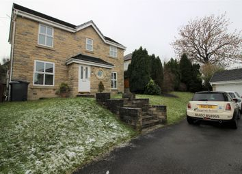 Thumbnail 3 bed detached house for sale in Carriers Meadow, Chapel-En-Le-Frith, High Peak