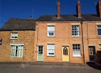 Thumbnail 2 bed terraced house for sale in Market Place, Deddington, Banbury, Oxfordshire