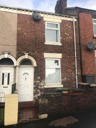 Thumbnail 3 bed terraced house to rent in Hall Street, Burslem Stoke-On-Trent