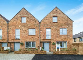 Thumbnail 3 bed terraced house for sale in Burrstone Gardens, Merstham, Redhill