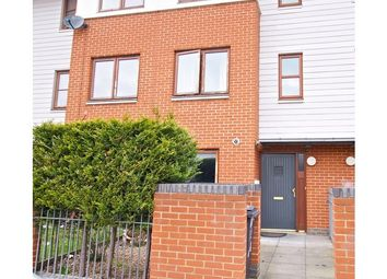 Thumbnail 3 bed property to rent in Island Road, Rotherhithe, London