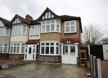Thumbnail 3 bed property to rent in Christie Gardens, Chadwell Heath, Romford