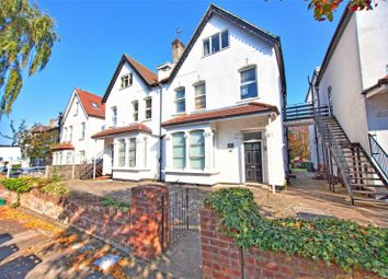 Thumbnail 2 bed flat for sale in Sunningfields Road, London