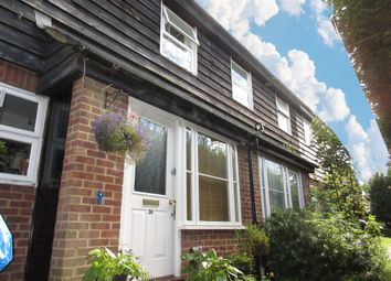 Thumbnail 1 bed terraced house to rent in Moreton Avenue, Isleworth, Middlesex
