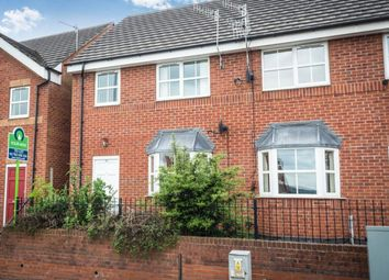 Thumbnail 3 bedroom property for sale in Hartshill Road, Hartshill, Stoke-On-Trent