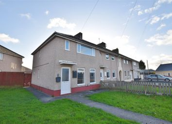 Thumbnail 3 bedroom end terrace house for sale in Coronation Avenue, Haverfordwest