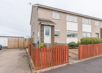 Thumbnail 2 bed flat for sale in Inchbrayock Road, Ferryden, Montrose