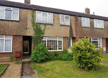 Thumbnail 3 bed terraced house for sale in Long Close Road, Hedge End