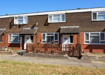 Thumbnail 2 bed terraced house for sale in Chaucer Road, Farnborough