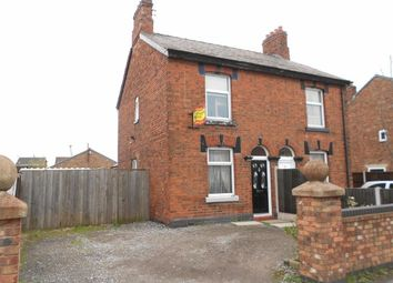 Thumbnail 2 bed semi-detached house for sale in Bradfield Road, Crewe, Cheshire
