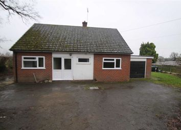 Thumbnail 3 bed detached bungalow to rent in Llynclys, Oswestry