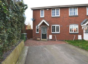 Thumbnail 2 bed semi-detached house for sale in Aumbry Close, Market Drayton